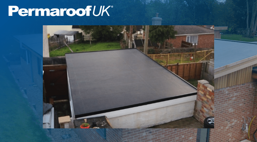 Flat Roofing | Permaroof UK