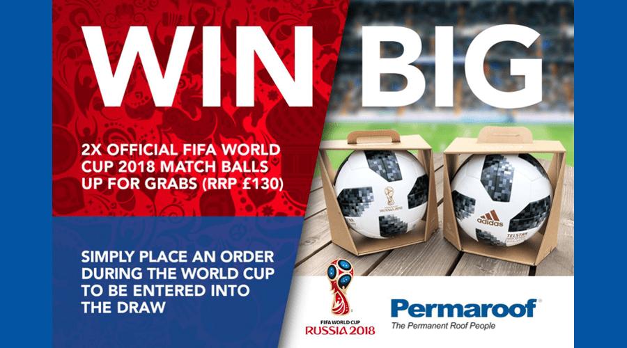 Win An Official World Cup Ball