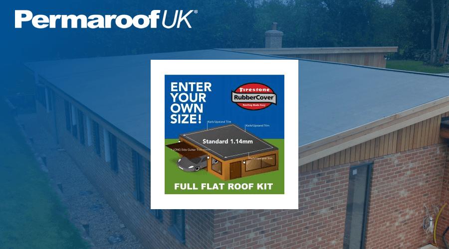 Flat Roof Repairs | EPDM Kits