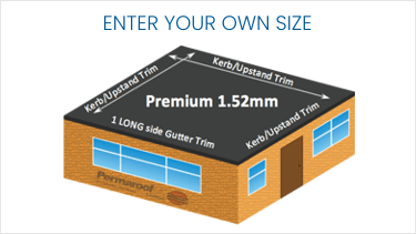 Firestone EPDM Flat Roof Kit Builder