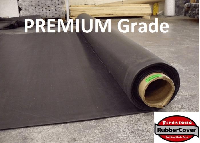 EPDM Rubber Roofing | Buy premium grade EPDM online