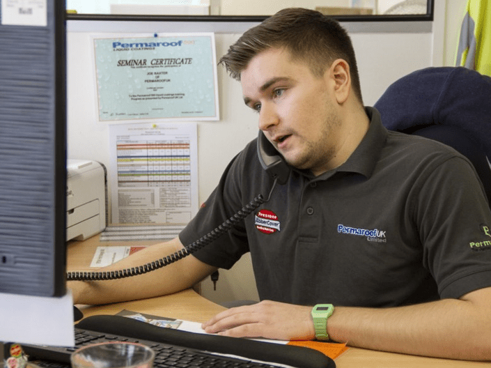 Permaroof UK Ltd | Leading customer service and support