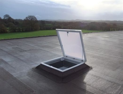 Roof Access Hatch Dome