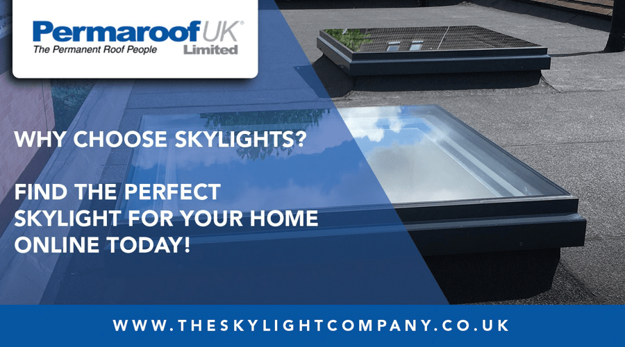 Roof Skylights | Permaroof UK Roofing Products