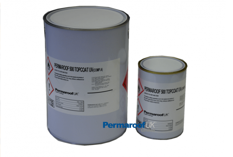 Permaroof500 2 Part Liquid Top Coat _ Liquid Roofing _ Emergency Repairs