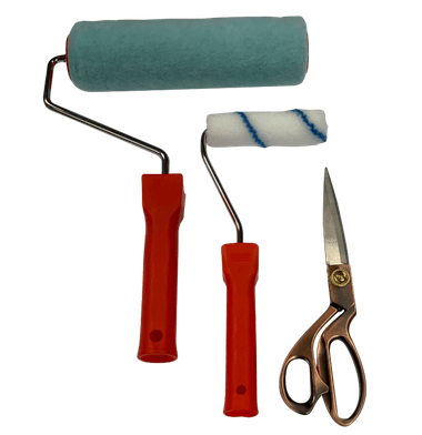 Rollers and Scissors | Flat Roofing materials | Permaroof UK