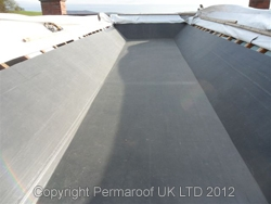 Flat Roofing After EPDM | Permaroof Clients