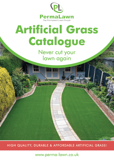 Download the Permaroof 2020 Artificial Grass Catalogue