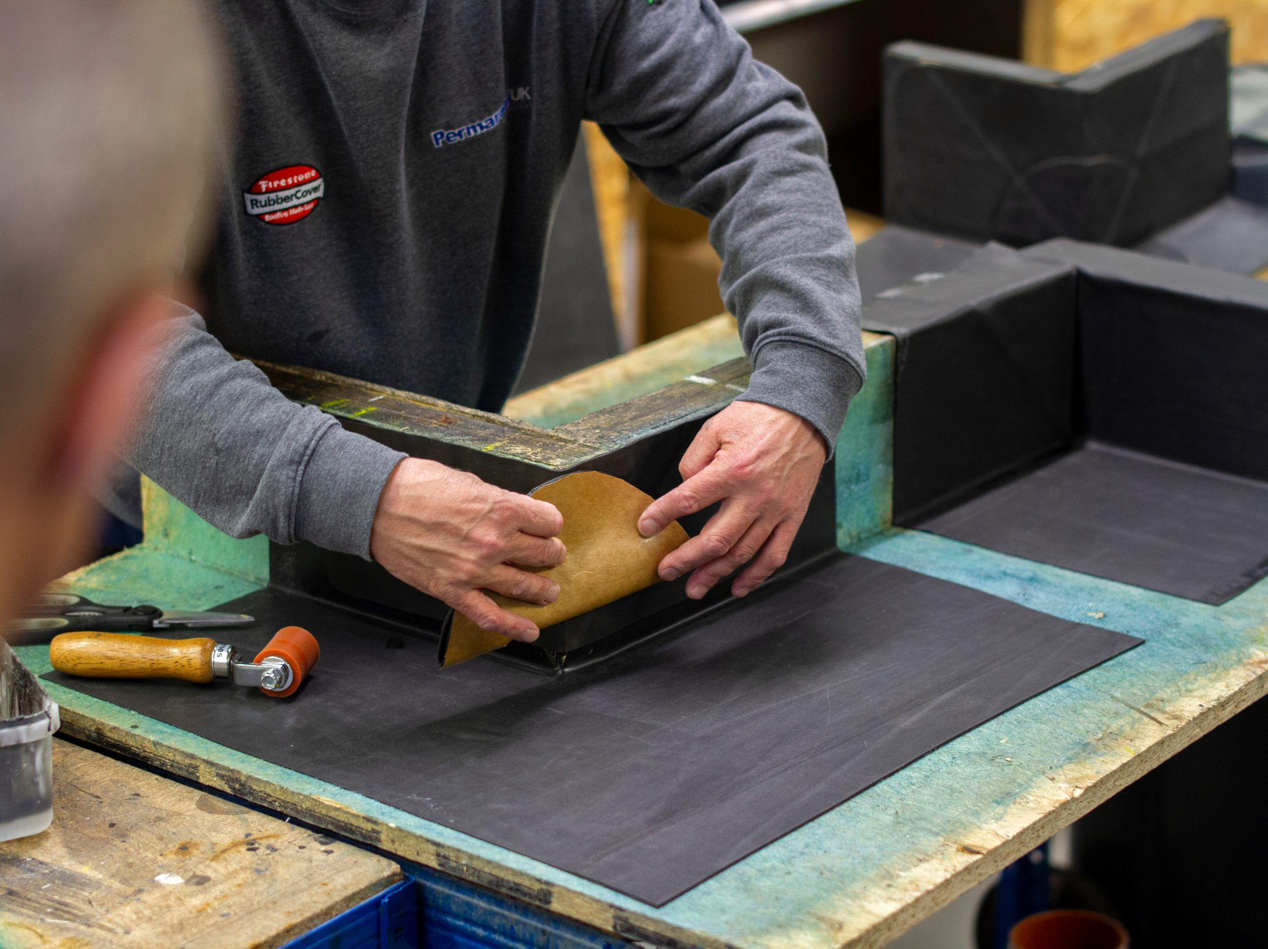 EPDM Roofing Training Courses