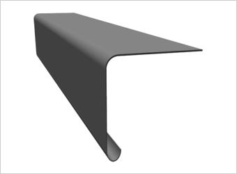 Flat Roof Drip Trim