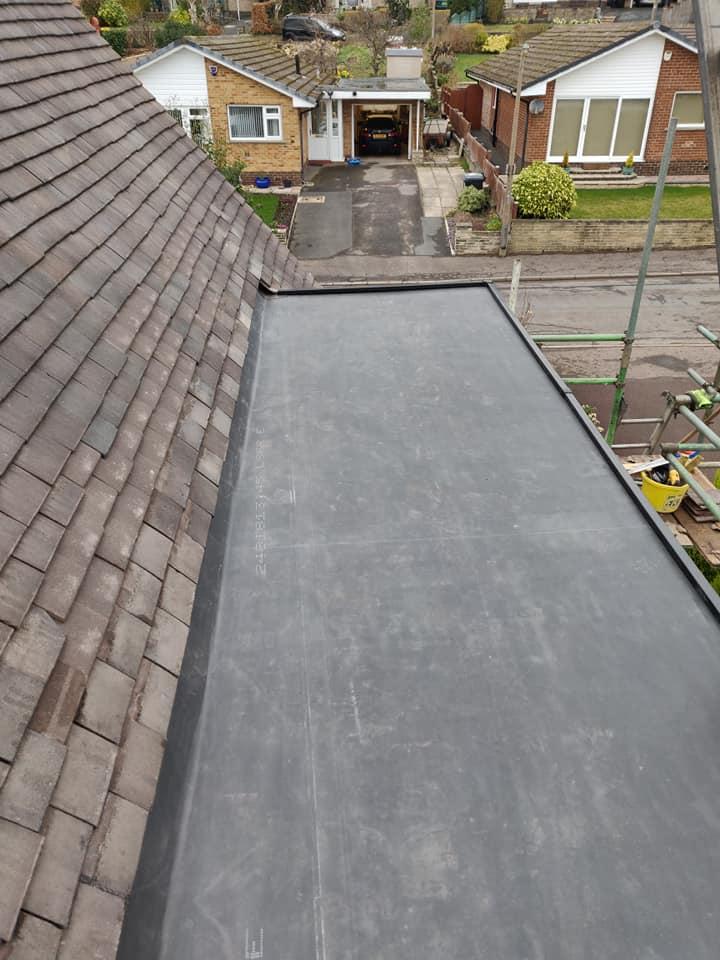 Permaroof Wakefield - Roof Repairs - After