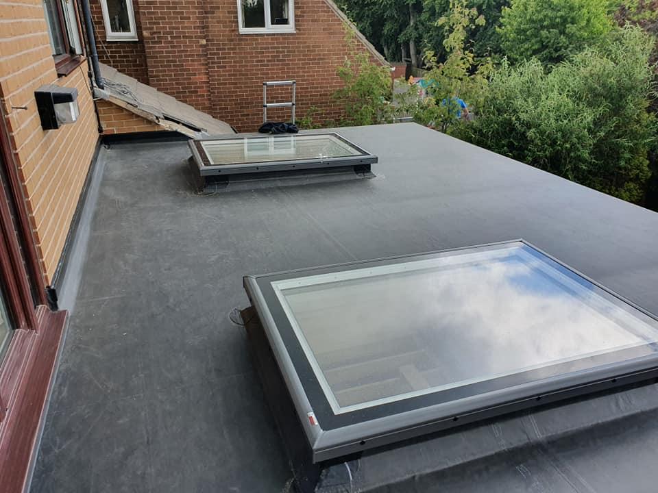 Permaroof Wakefield - EPDM Roof Skylights
