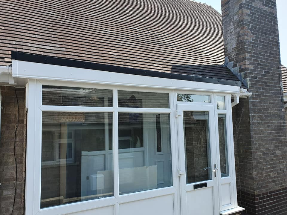 Permaroof Wakefield - Porch Completed
