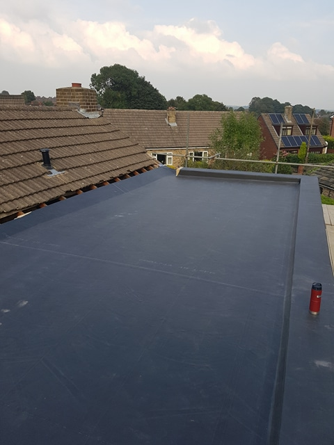 Permaroof Wakefield - Finished flat roof