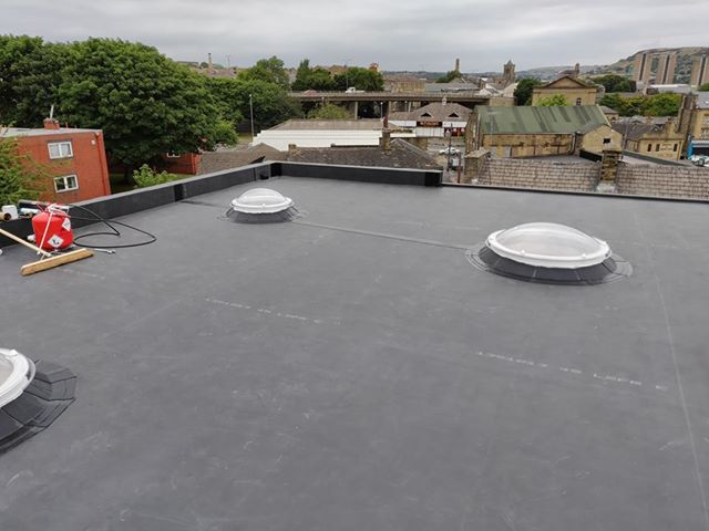 Permaroof Wakefield - Finished rooflights