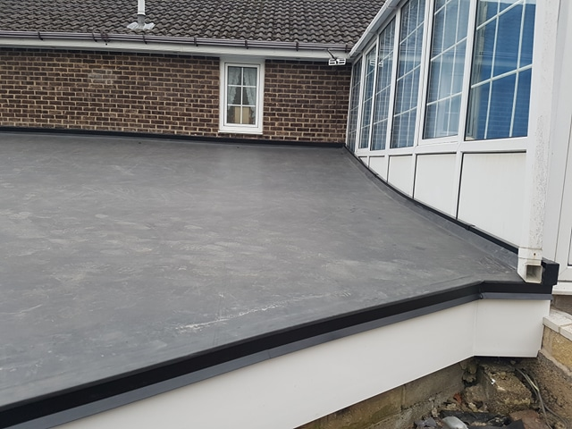 Permaroof Wakefield - Flat re-roof after