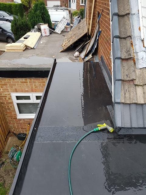 Permaroof Wakefield - Flat roof after