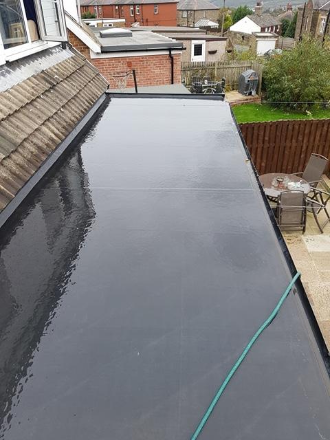 Permaroof Wakefield - flat roof completed repairs
