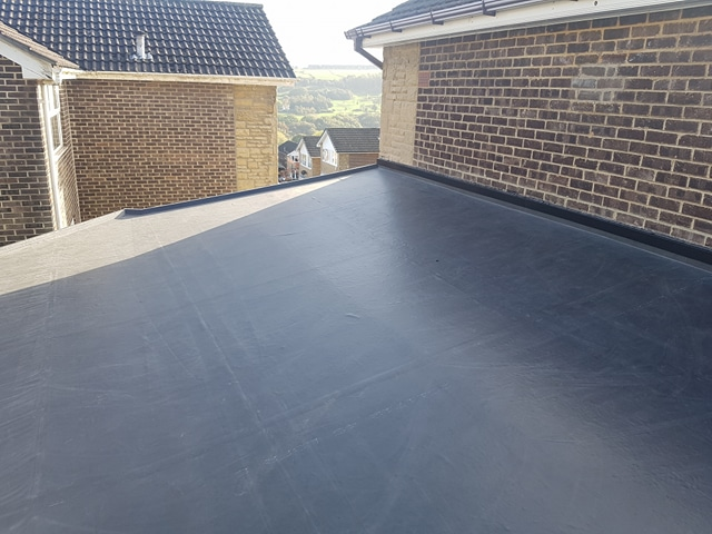 Permaroof Wakefield - New flat roof - after