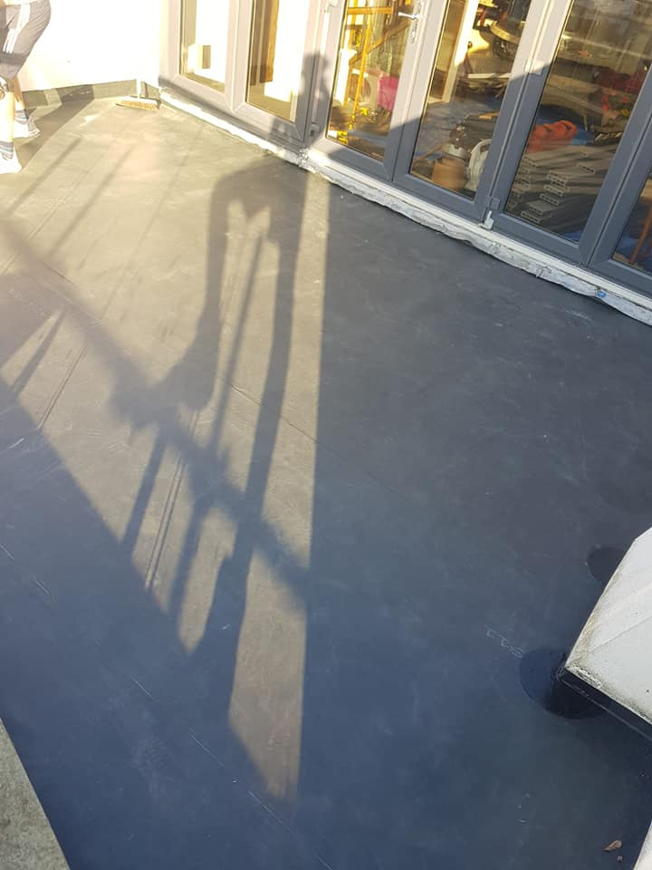 Portsmouth EPDM flat roof