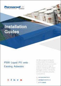 P500 onto Existing Asbestos