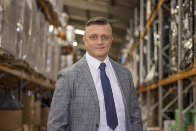 Adrian Buttress | Permaroof UK Ltd