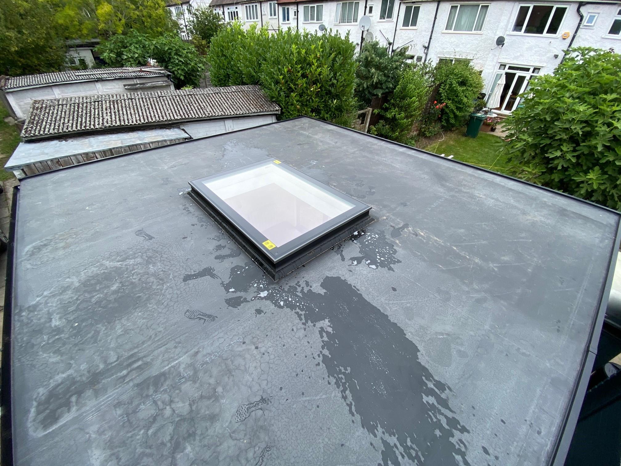 Flat Roof - TRJ Construction