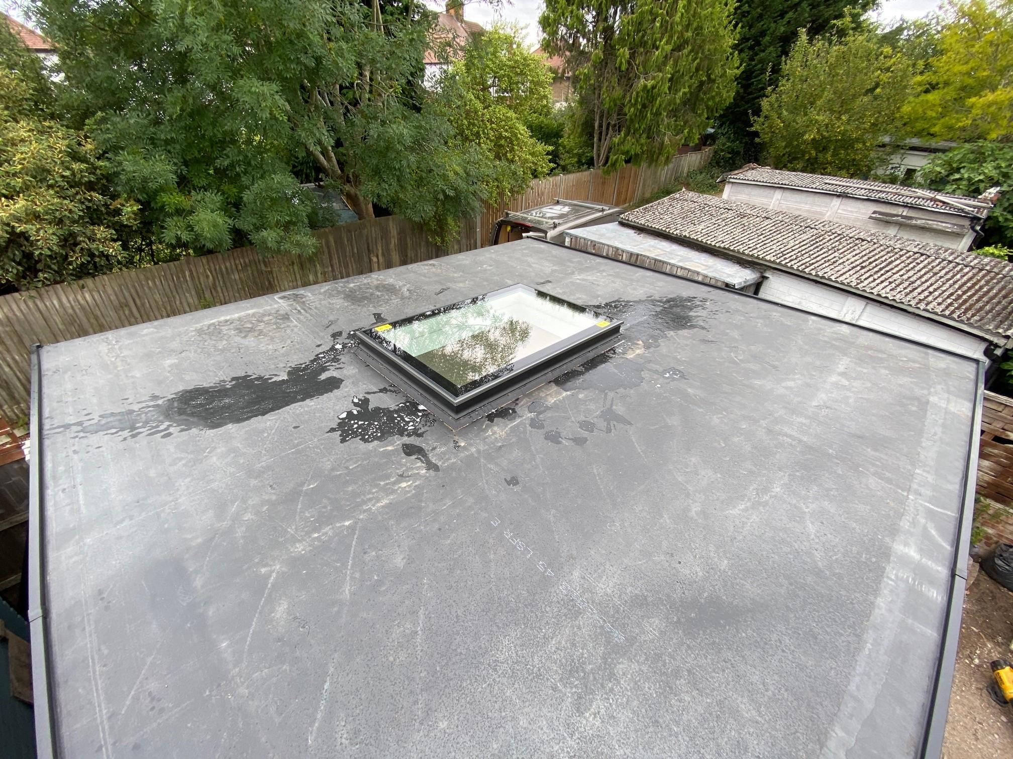 Flat Roofing - TRJ Construction