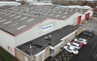 Permaroof's head office in Alfreton, Derbyshire_800x450