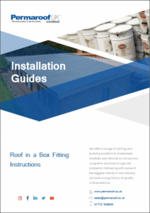 Download your Roof in a Box Fitting Instructions | Permaroof Roofing Resources