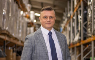 Adrian Buttress Managing Director Permaroof UK