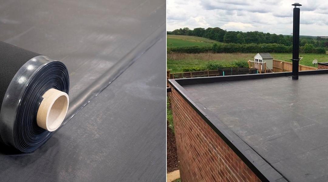 Choosing EPDM Rubber Roofing | Permaroof UK