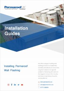 Installing Permaroof Wall Flashing   EPDM Application Guides