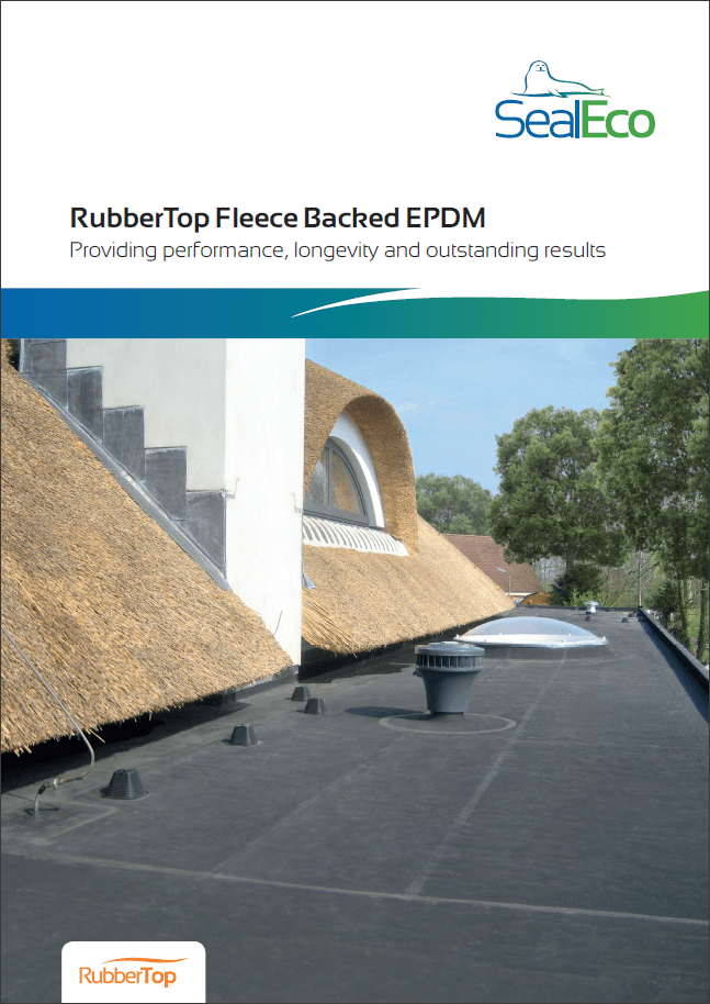 Seal Eco RubberTop Fleece Backed EPDM Brochure