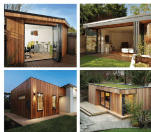Garden buildings for all uses | Permaroom steel framed buildings